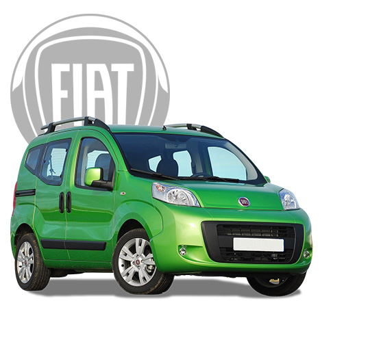 FIAT QUBO 1.4 8v 77cv Easy Natural Power