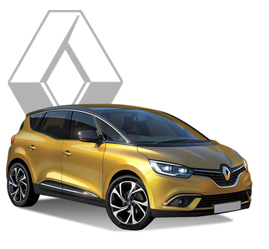 renault scenic 1 5 dci 95cv energy zen noleggio auto a lungo termine punto rent. Black Bedroom Furniture Sets. Home Design Ideas