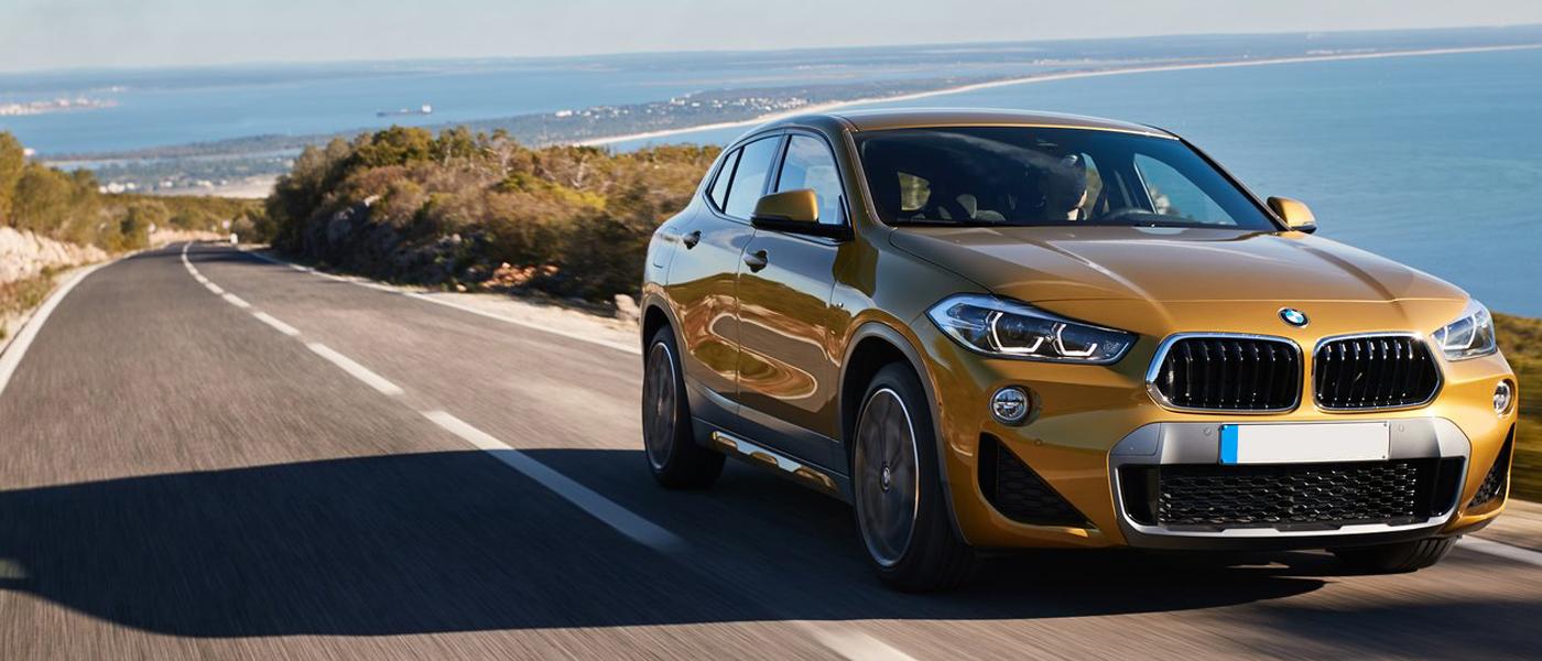 BMW X2 Sdrive 18d (Diesel)