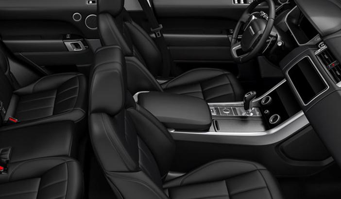 LAND ROVER Range Rover Sport 3.0 S interni